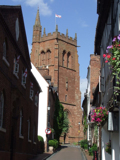 St Leonard's Church, Bridgnorth
