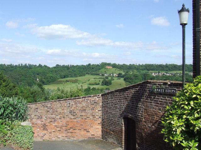 Granary Steps, Bridgnorth