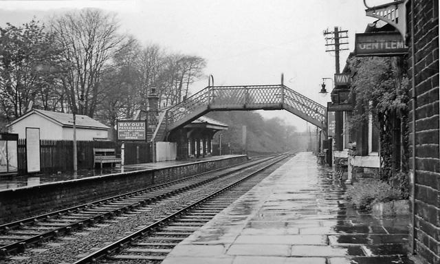 Brockholes Station