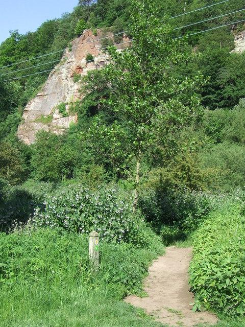 Footpath, Bridgnorth