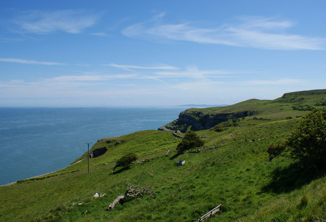 On The Great Orme