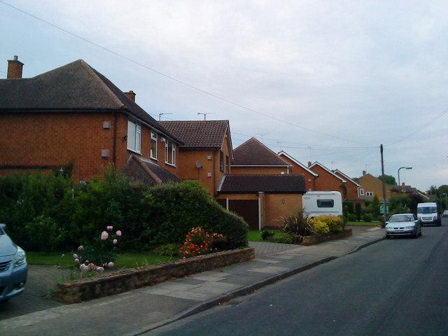 Clarke's Lane, Chilwell