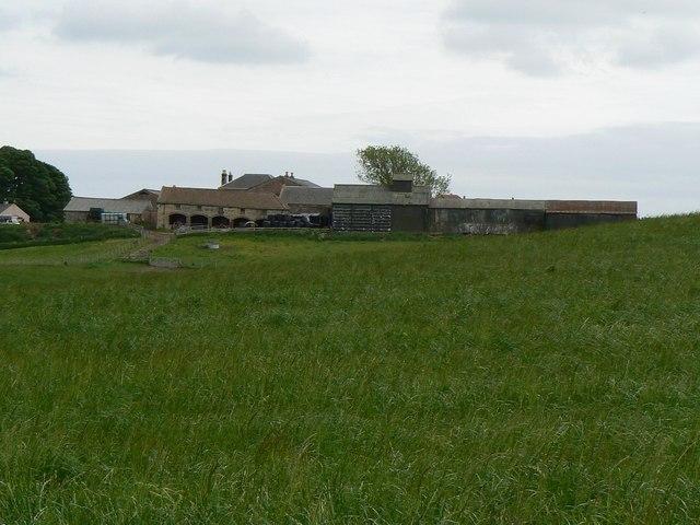 Lumphinnans farm