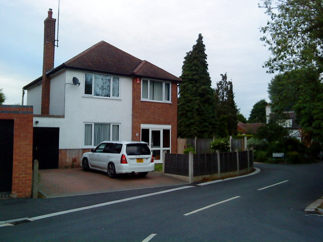 House on Clarke's Lane, Chilwell
