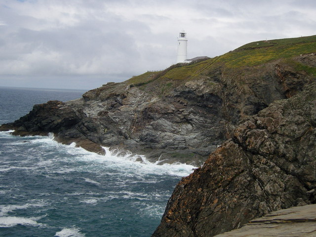 Lighthouse at Trevose Head