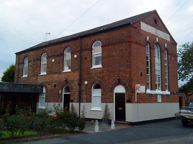 Old Methodist Church, Clarke's Lane, Chilwell
