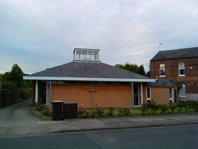 New Methodist Church, Clarke's Lane, Chilwell