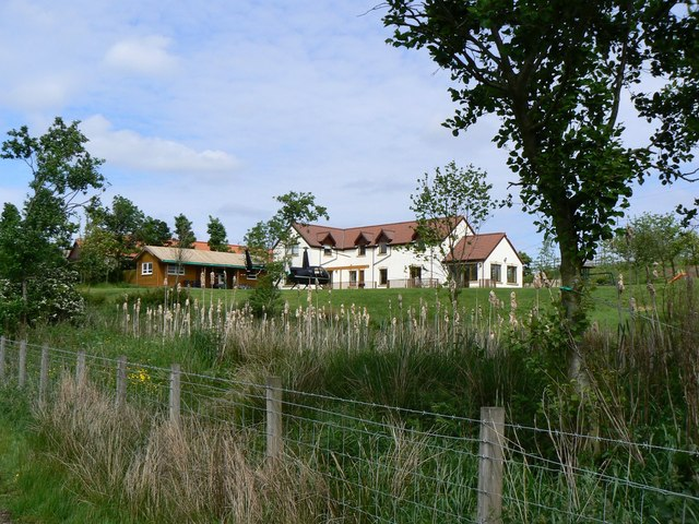 New houses at Wester Cartmore