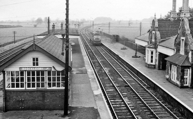Brocklesby Station