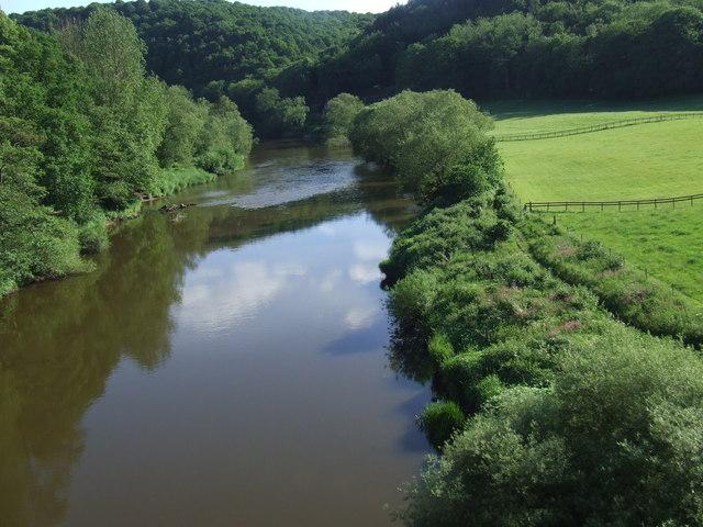 River Severn near Arley