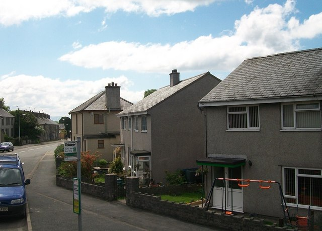 Houses at Stad Pedr Fardd