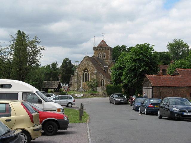 St Mary's Church Chiddingfold