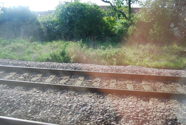 York line joins the Filey line, Seamer
