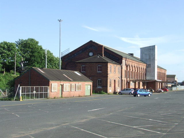 Kidderminster goods shed
