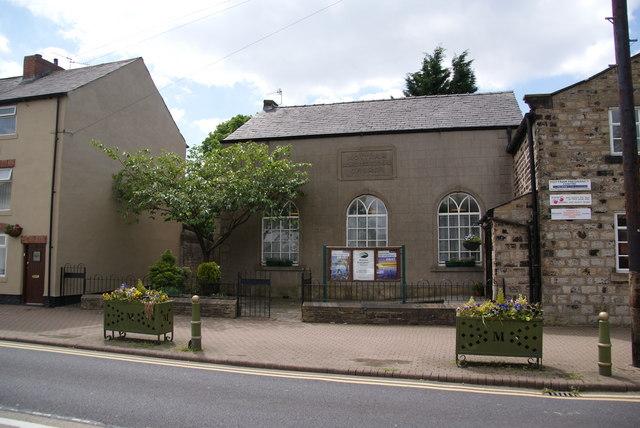 Mottram Evangelical Church
