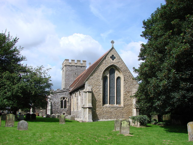 Barrow All Saints church