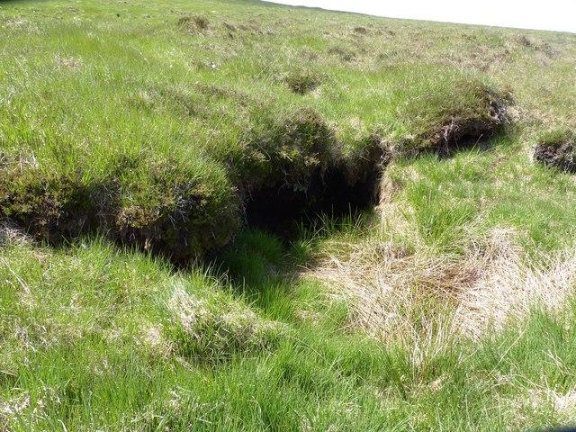 Shakehole, Glenegedale Moor, Islay