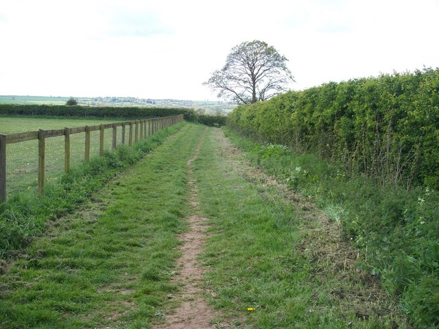 Footpath to Gawcombe [1]