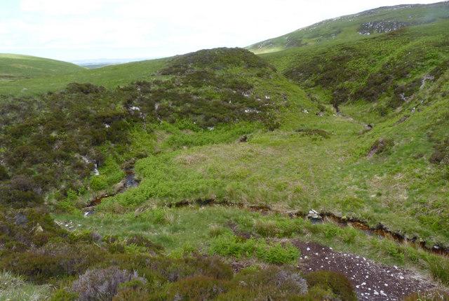 Uisge Gleann a'Chromain, Islay