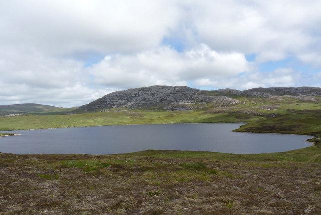 Loch Beinn Uraraidh, Islay