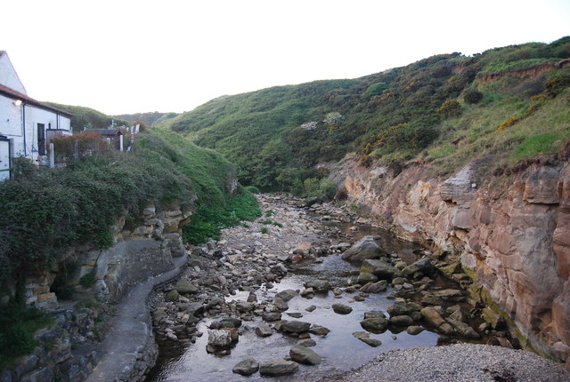 Scalby Beck (Sea Cut)