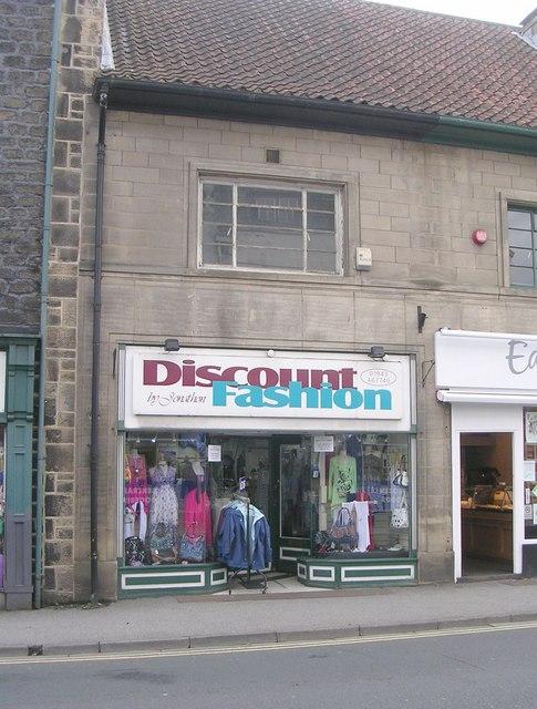Discount Fashion - Boroughgate