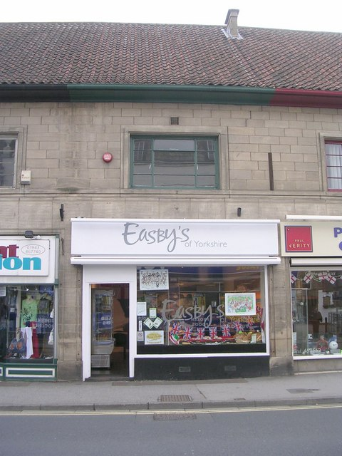 Easby's of Yorkshire - Butchers - Boroughgate