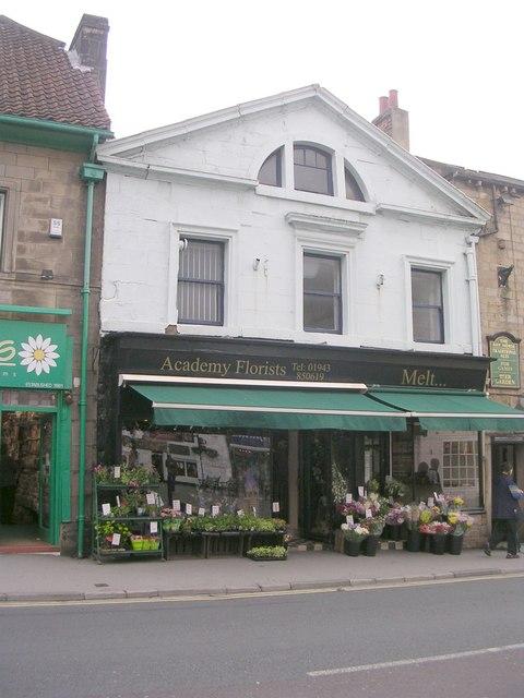 Academy Florists - Boroughgate