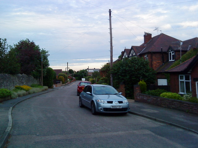 Dale Lane, Beeston