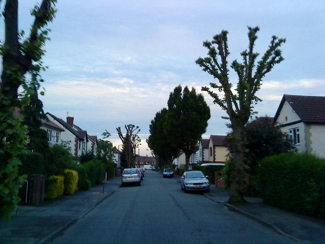 Highgrove Avenue, Beeston