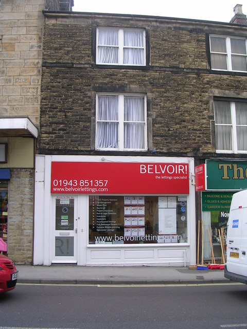 Belvoir Estate Agents - Boroughgate