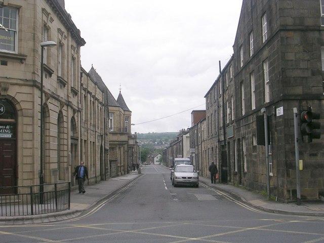 Wesley Street - Boroughgate