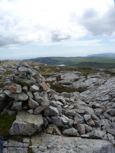 Northern Cairn, Beinn Uraraidh, Islay