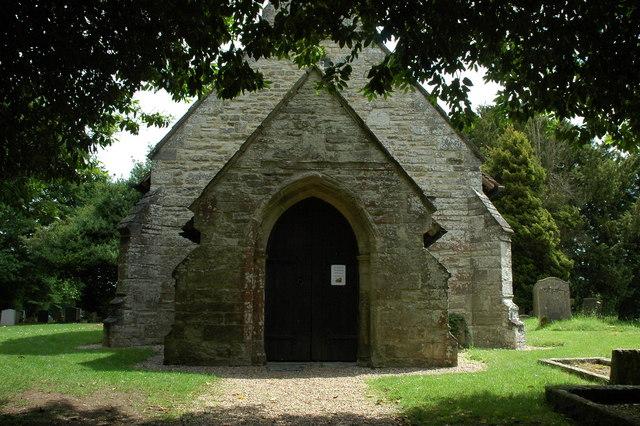 Old Church, Ullenhall