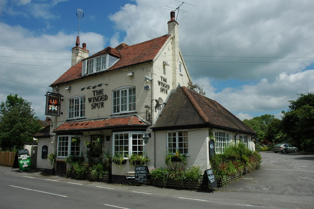 The Winged Spur, Ullenhall