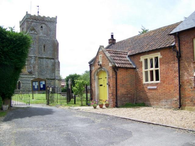 The Old School, Upavon