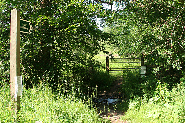 Stoodleigh: bridleway to Ash