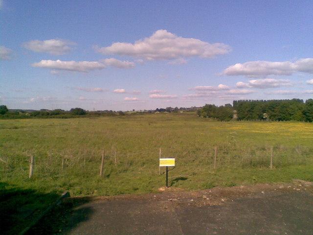 Farmland near Great Houghton