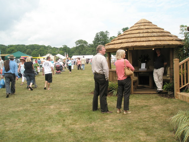 2010 Stansted House Garden Show - exhibits (2)