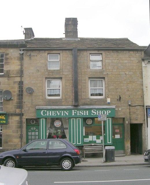Chevin Fish Shop - Boroughgate