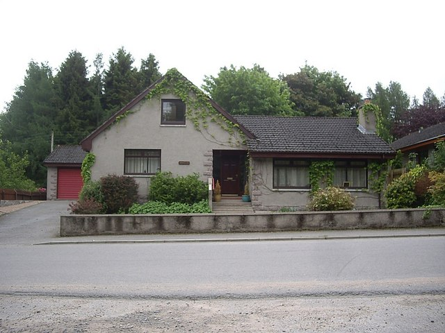 A bungalow at Deebank