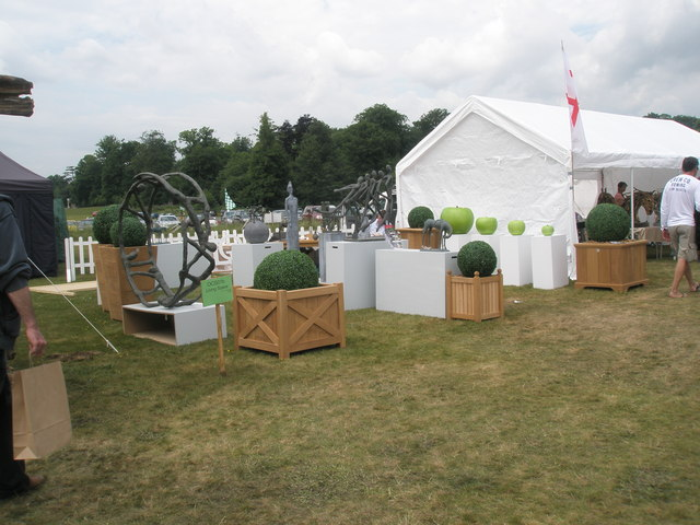 Stalls at the 2010 Garden Show, Stansted House (3)