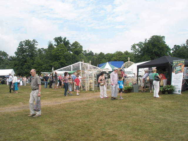 Stalls at the 2010 Garden Show, Stansted House (4)