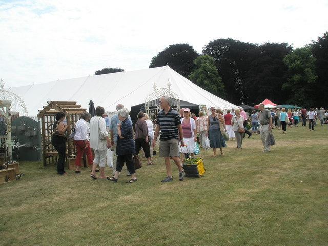 Stalls at the 2010 Garden Show, Stansted House (5)