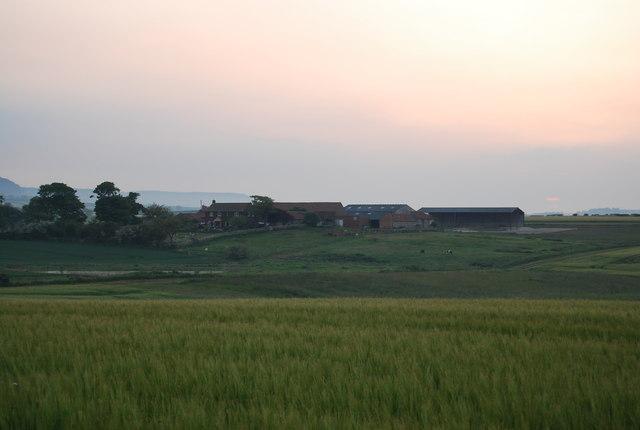 Scalby Lodge Farm