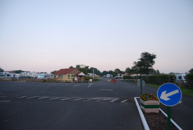 The Camping and Caravanning Club Site, Scarborough