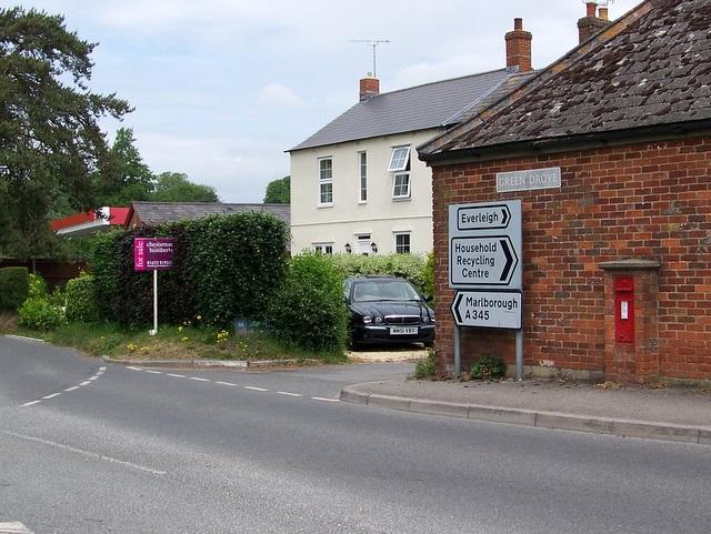 Street scene, Pewsey