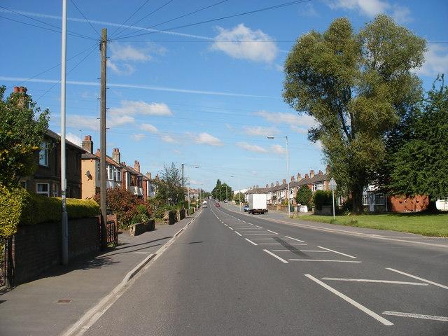 Ravensthorpe Road, Thornhill Lees