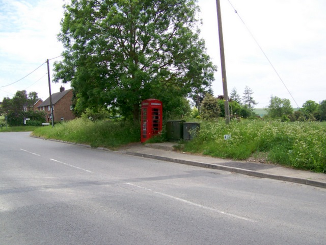 Telephone box, Pewsey