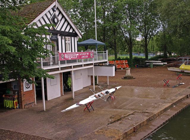 Boat Club, Stratford-Upon-Avon